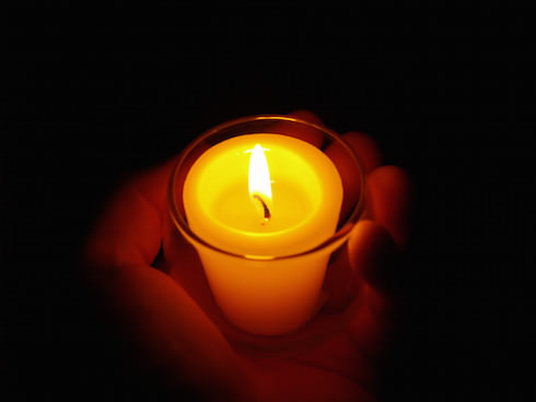 Prayer blog: A light rises in the darkness for the upright